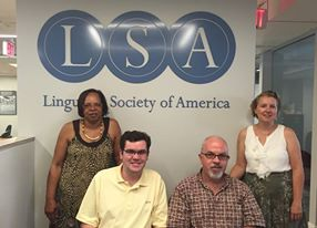 LSA office staff 2015