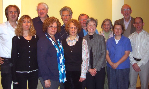 2010 committee and editors