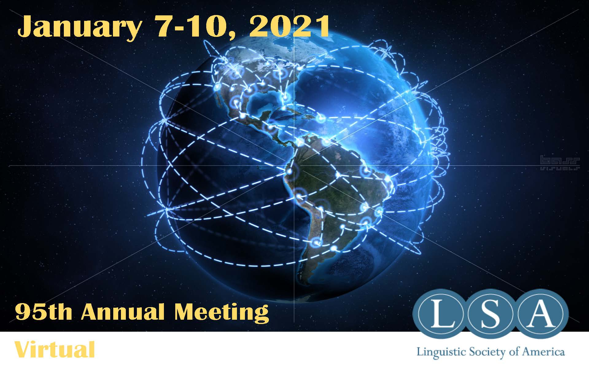 Make plans to attend the LSA Annual Meeting, Jan 7-10, 2020