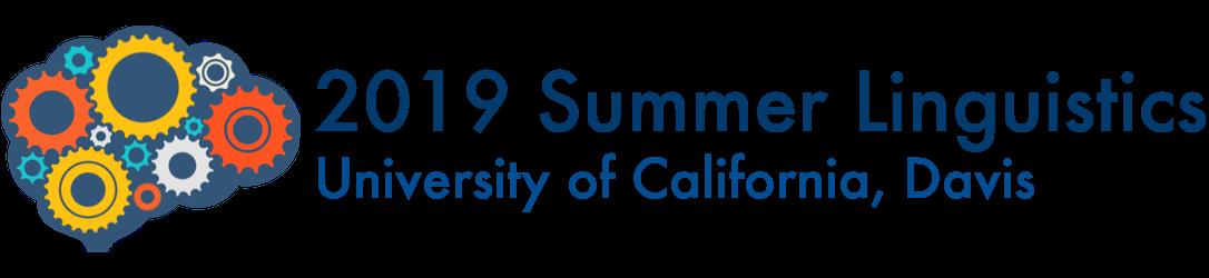 Uc Davis Academic Calendar 2019.Lsa 2019 Linguistic Institute Linguistic Society Of America