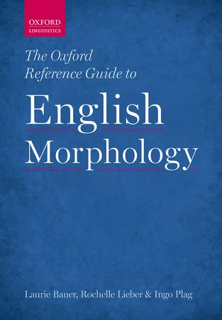 Oxford Reference Guide book cover