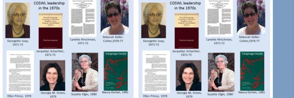 The LSA Celebrates Womens History Month with Essays on Prominent Women Linguists