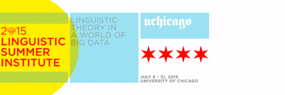 The 2015 Summer Linguistic Institute is less than two months away!