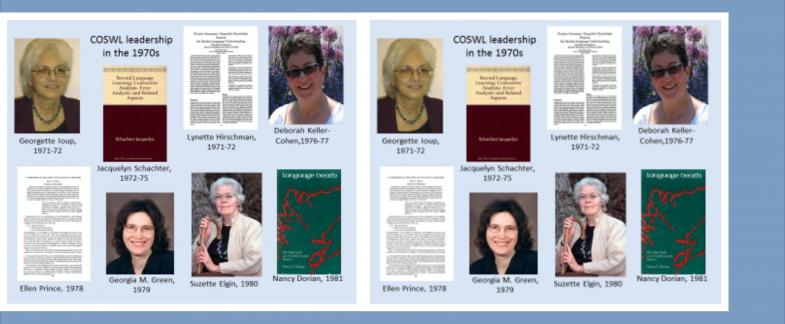 This Month in LSA History: The Committee on the Status of Women in Linguistics