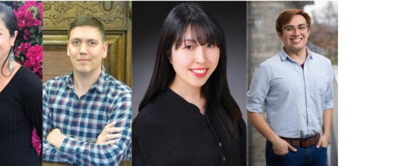 Congratulations to the 2019 Linguistic Institute Fellows!