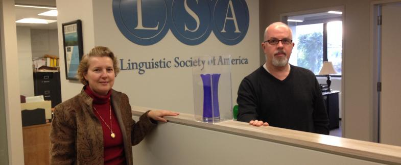 International Linguistics Olympiad Trophy Comes to LSA Secretariat