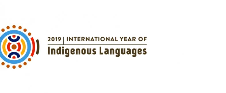 Resources for 2019 International Year of Indigenous Languages