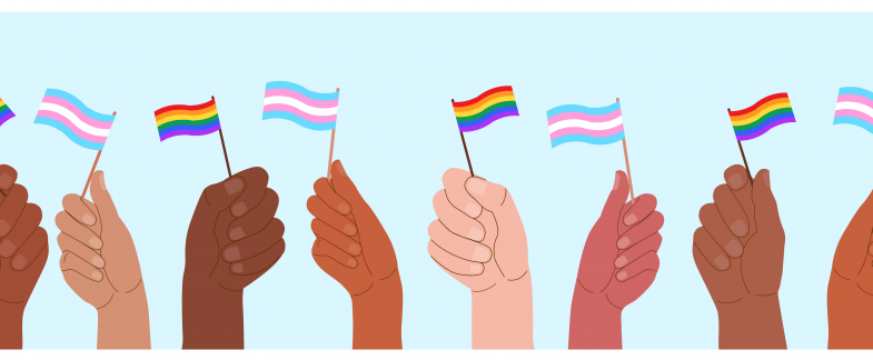 The LSA and COZIL are celebrating Pride Month with new blog posts and a Wikipedia Edit-a-Thon!