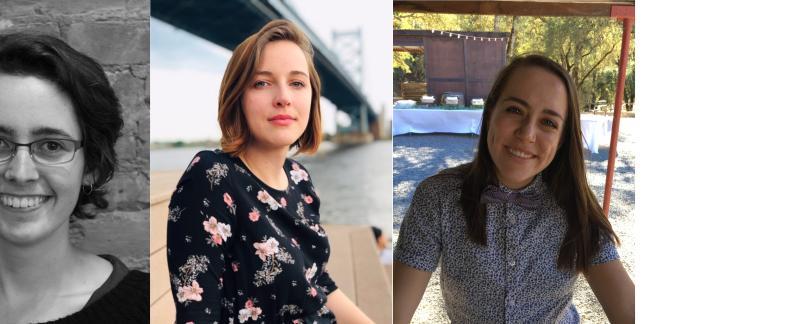 Meet the 2020 Student Abstract Award Winners!