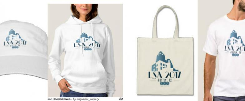 Annual Meeting 2017 logo items available from the LSA online store