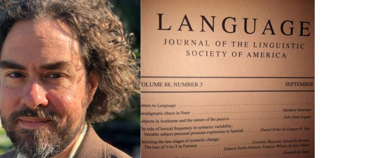 Texas Linguist Nominated as Next Co-Editor of Language