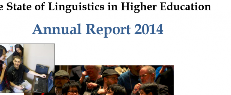 LSA Annual Report reviews ongoing trends in linguistics
