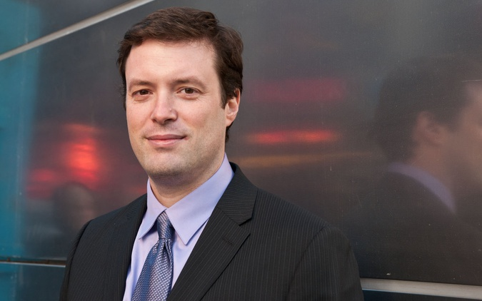 Ben Zimmer headshot